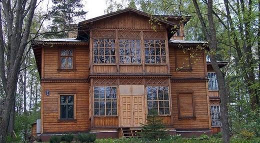Дом сказок Ундина на фото