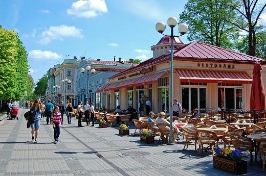 Улица Йомас представлена на фото
