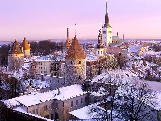 Все люди, собирающиеся в ближайшее время в Эстонию, должны получить визу