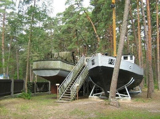 На снимке представлен Юрмальский Музей под открытым небом