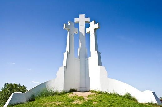 Три креста на фото