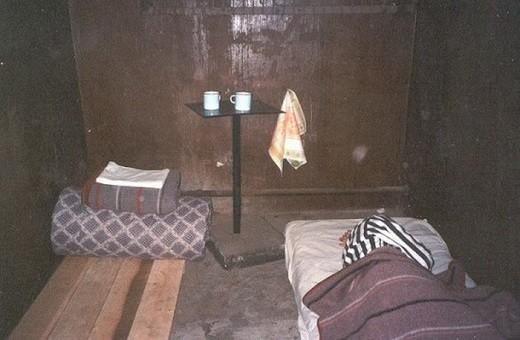Экспонаты Латвийского тюремного музея на фото