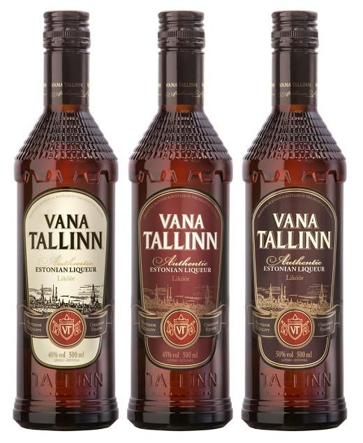 Вана Таллин – это темно-коричневый крепкий ликер со вкусом рома