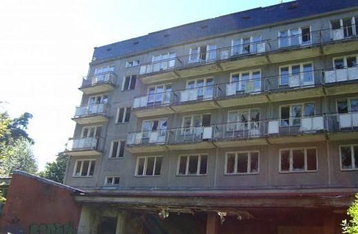 На фотографии изображен санаторий «Дзинтари»