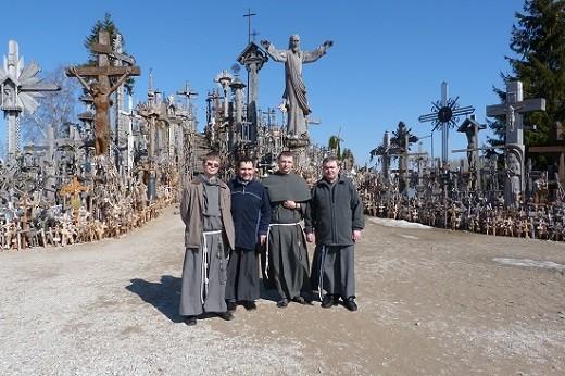 Гора Крестов в Литве представляет собой святыню