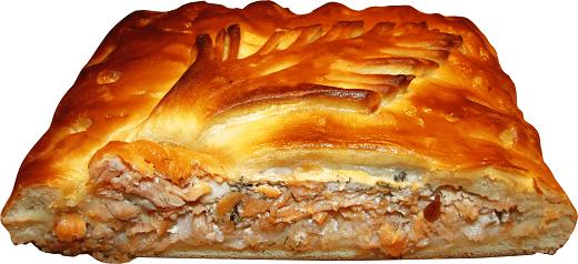 Настоящие пирожки готовят в районе города Тракай