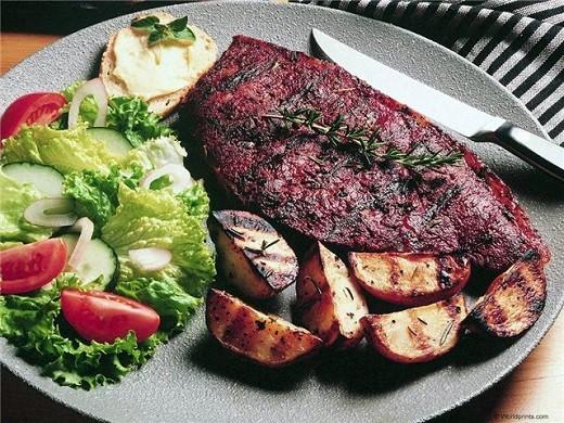 Вторые блюда эстонской кухни не обходятся без мяса или рыбы