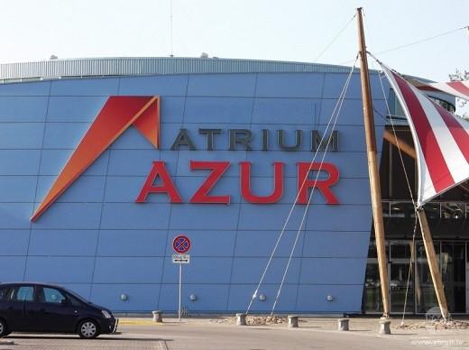 Торговый центр Atrium Azur на фотографии