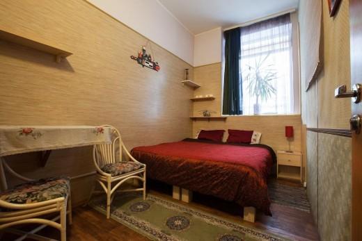 Интерьер хостела Come to Vilnius Hostel