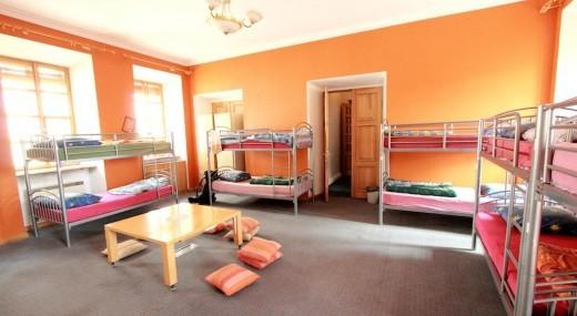Так выглядят помещения в Hostelgate