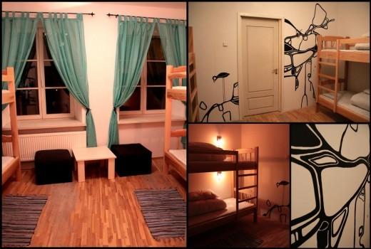 Интерьер Pogo Hostel на изображении