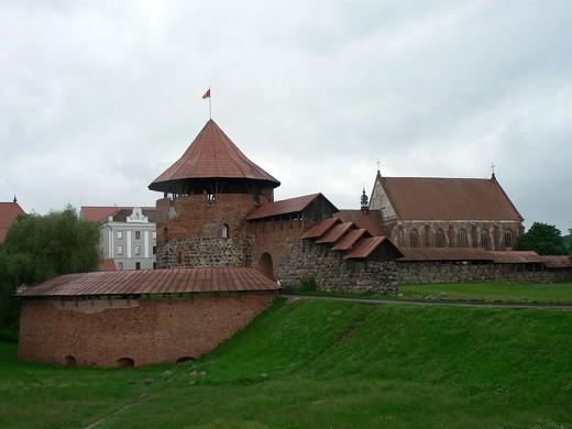 Древний город Кернаве считается первой столицей Литвы