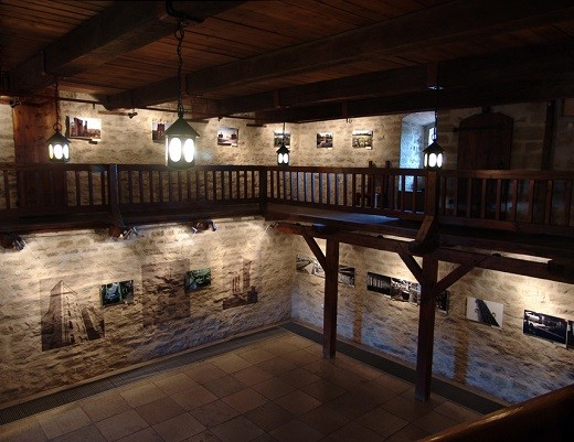 Нарвский музей на фотографии