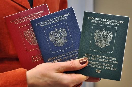 Для оформления ВНЖ необходим паспорт