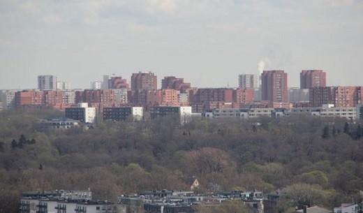 Район Таллина Кристийне на фото