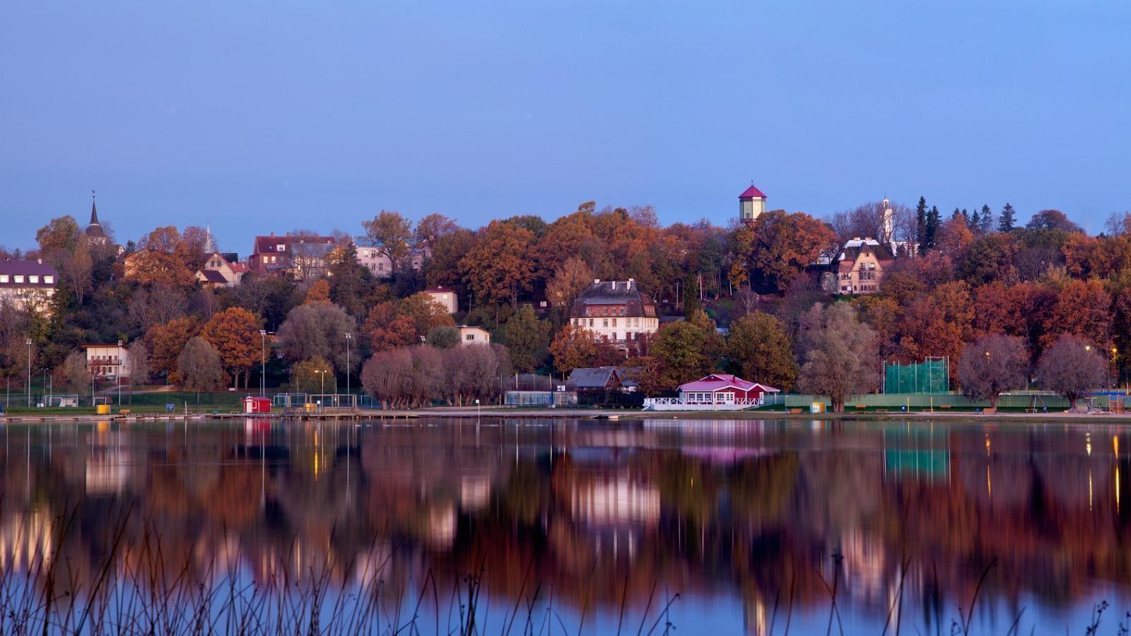 Вильяндиское озеро