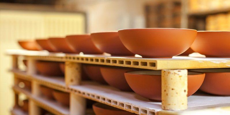 Выходные на керамической фабрике в Вайдаве
