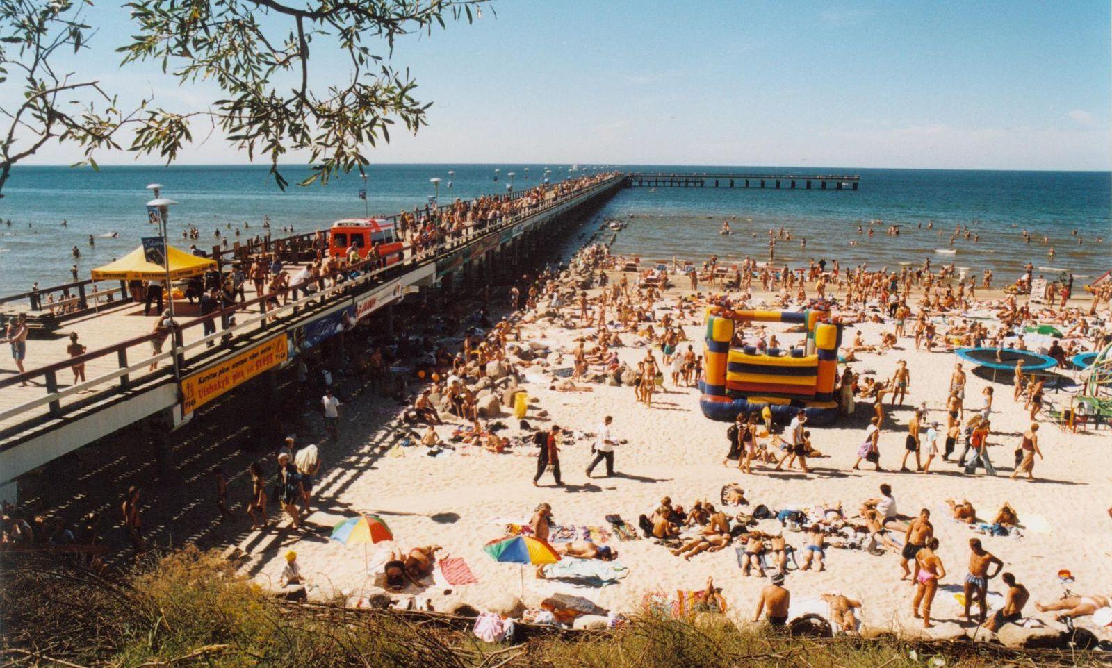 Отдых в Паланге летом