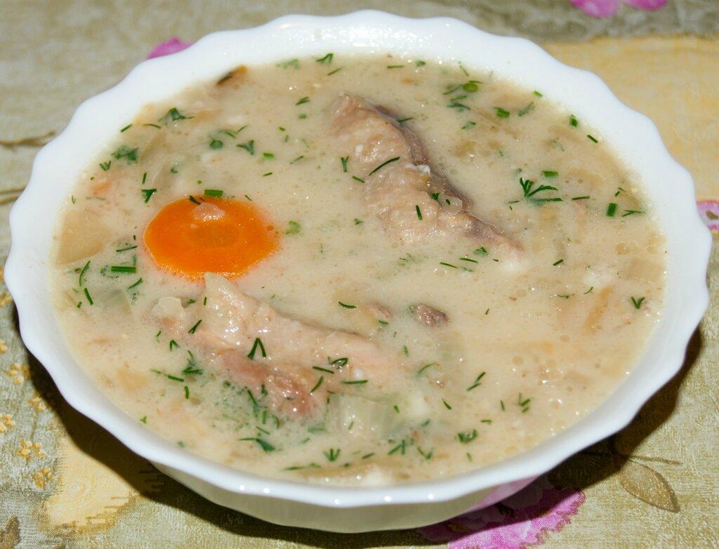 Первые блюда литовской кухни