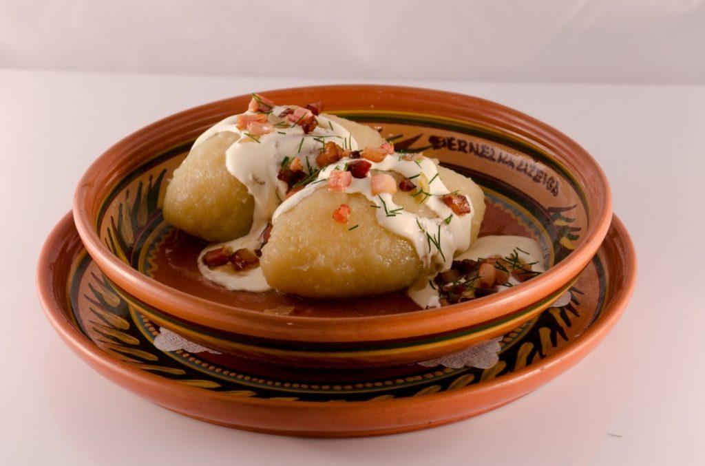 Вторые блюда литовской кухни