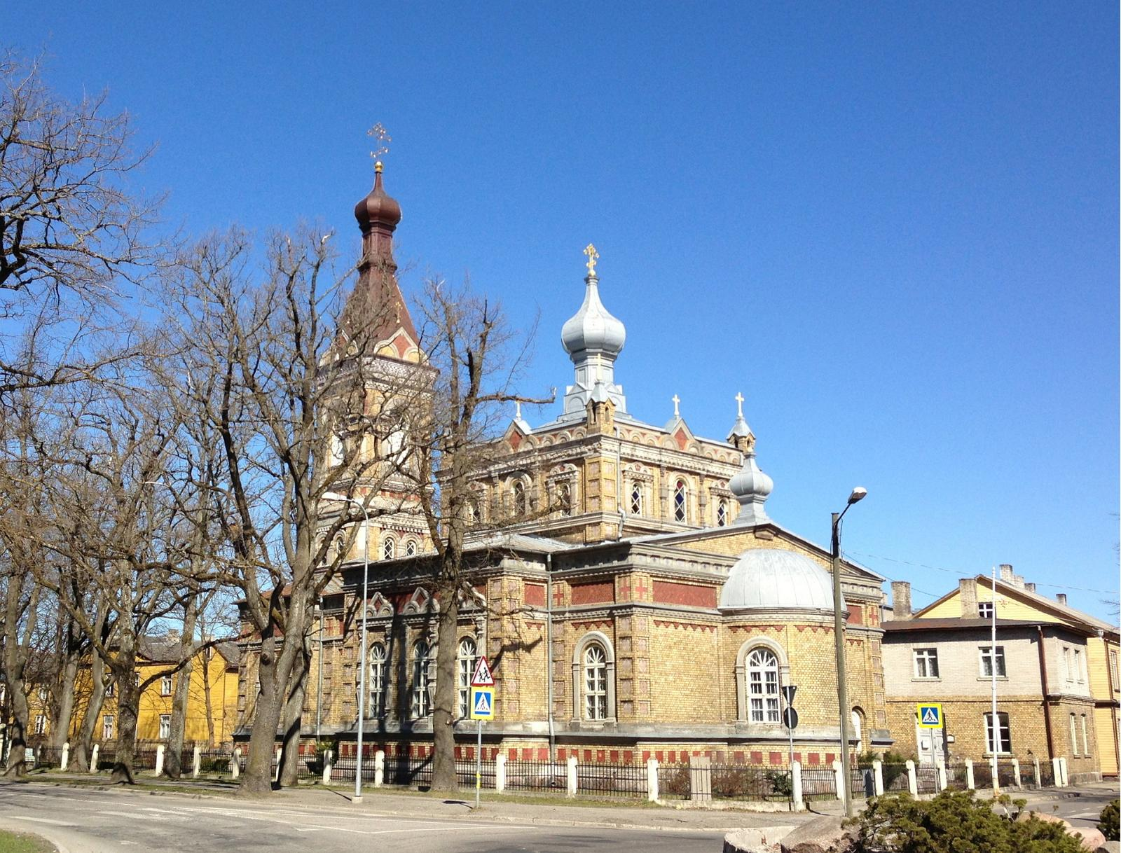 Апостольская православная церковь