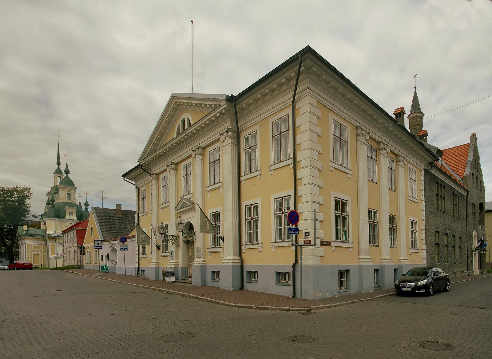 Городская ратуша